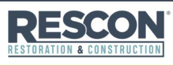 Rescon Restoration & Construction