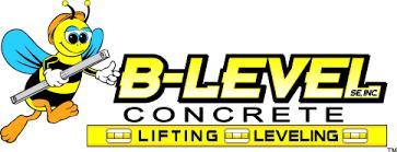 B Level Concrete Lifting