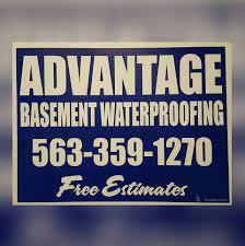Advantage Basement Waterproofing