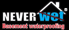 Neverwet Basement Waterproofing