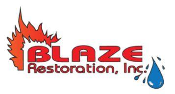 BLAZE RESTORATION INC