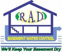 Rad Basement Water Control