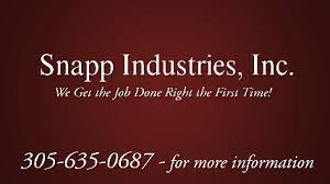 Snapp Industries Inc.