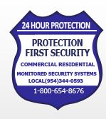 Protection First Security