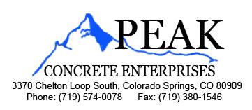 Peak Concrete Enterprises