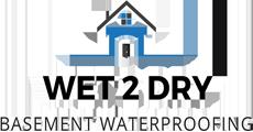 Wet 2 Dry Basement Waterproofing