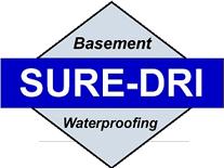 Sure-Dri Basement Waterproofing