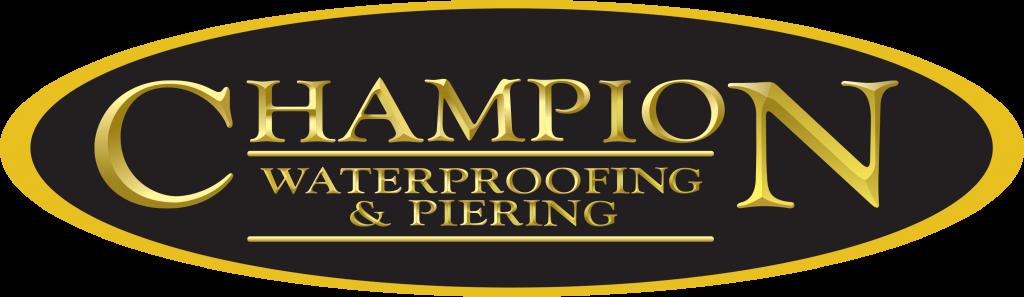 Champion Waterproofing & Piering