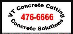 Vermont Concrete Cutting