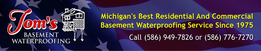 Tom's Basement Waterproofing, Inc.