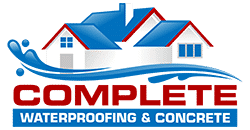 Complete Waterproofing and Concrete