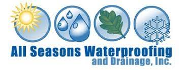 All Seasons Waterproofing and Drainage, Inc.